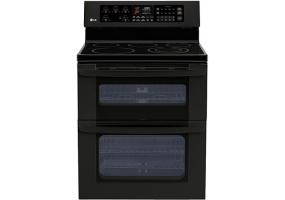 LG - LDE3015SB - Free Standing Electric Ranges