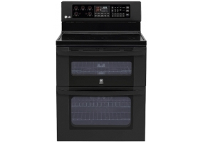 LG - LDE3017SB - Free Standing Electric Ranges