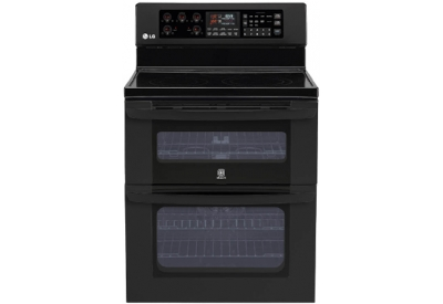 LG - LDE3017SB - Electric Ranges