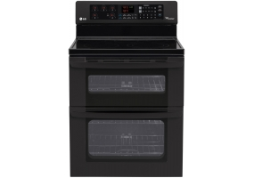 LG - LDE3035SB - Free Standing Electric Ranges