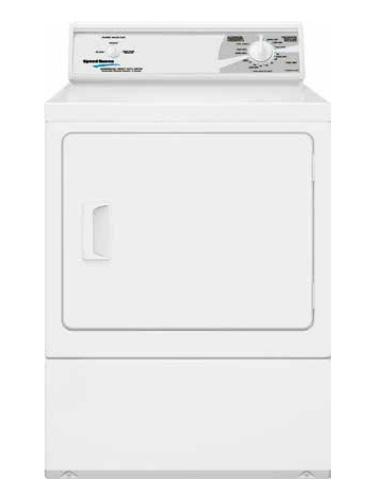 Speed Queen Commercial Gas Dryer Ldg30rgs113tw01