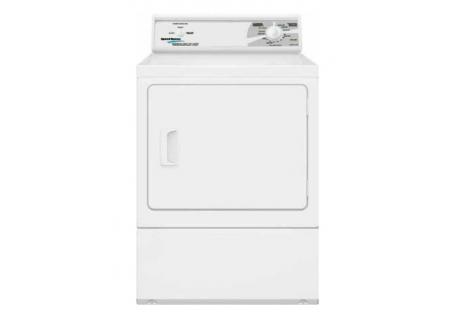 Speed Queen White Commercial Gas Dryer  - LDG30RGS113TW01