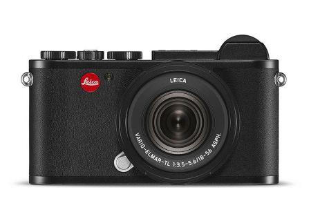 Leica CL Mirrorless Digital Camera With 18-56mm Lens - LEICA-19305