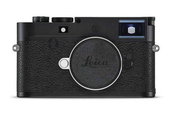 Leica M10-P Black Chrome 24 Megapixel Digital Camera - 20021