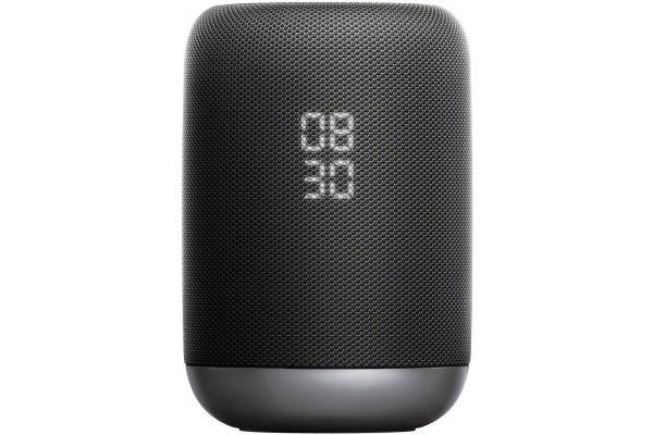 Sony Black Google Assistant Built-In Wireless Speaker - LF-S50G/B