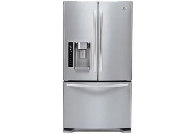 LG - LFX25973ST - Bottom Freezer Refrigerators