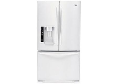 LG - LFX25973SW - Bottom Freezer Refrigerators