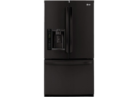 LG - LFX25974SB - Bottom Freezer Refrigerators