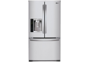 LG - LFX25974ST - Bottom Freezer Refrigerators