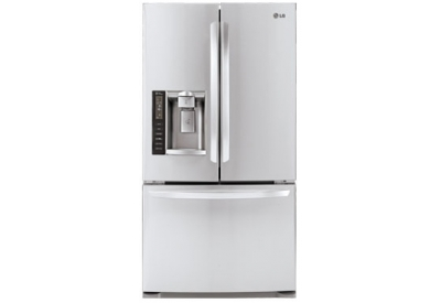 LG - LFX25976ST - Bottom Freezer Refrigerators