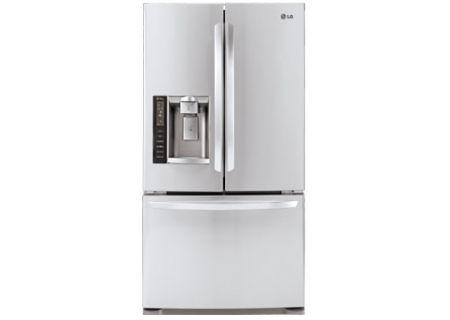 LG - LFX25976ST - Bottom Freezer Refrigerators