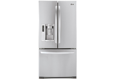 LG - LFX25978ST - Bottom Freezer Refrigerators
