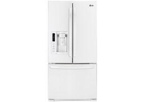 LG - LFX25978SW - Bottom Freezer Refrigerators