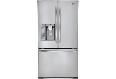 LG - LFX25991ST - Bottom Freezer Refrigerators