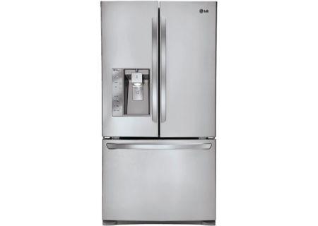 LG - LFX25991ST - Bottom Freezer Refrigerators