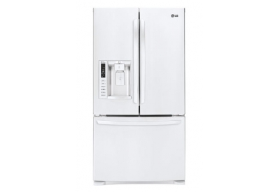 LG - LFX28968W - Bottom Freezer Refrigerators
