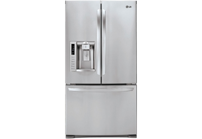 LG - LFX28991ST - Bottom Freezer Refrigerators