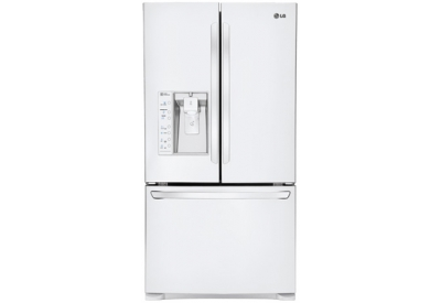 LG - LFX29927SW - Bottom Freezer Refrigerators