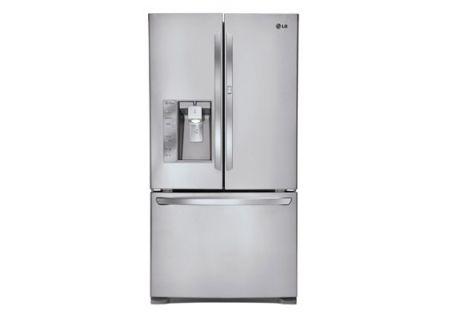 LG - LFX29945ST - Bottom Freezer Refrigerators