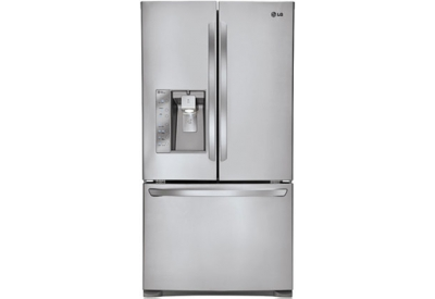 LG - LFX31925ST - Bottom Freezer Refrigerators
