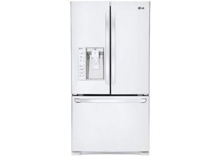 LG - LFX31925SW - Bottom Freezer Refrigerators