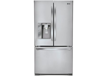 LG - LFX31935ST - Bottom Freezer Refrigerators