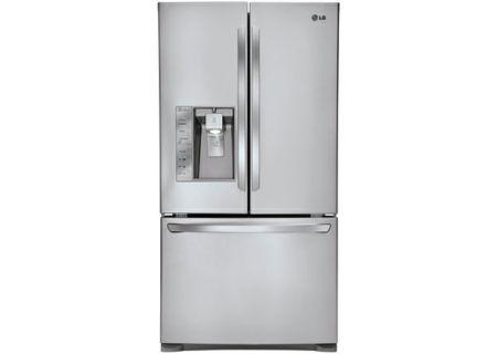 LG - LFX31935ST - Bottom Freezer Refrigerators