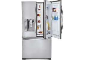 LG - LFX31945ST - Bottom Freezer Refrigerators