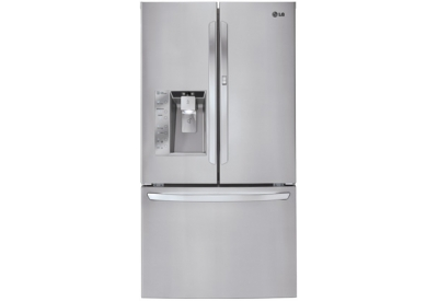 LG - LFX32945ST - Bottom Freezer Refrigerators