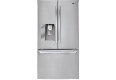 LG - LFX33975ST - Bottom Freezer Refrigerators