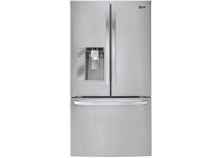 LG - LFX33975ST - Bottom Freezer Refrigerators