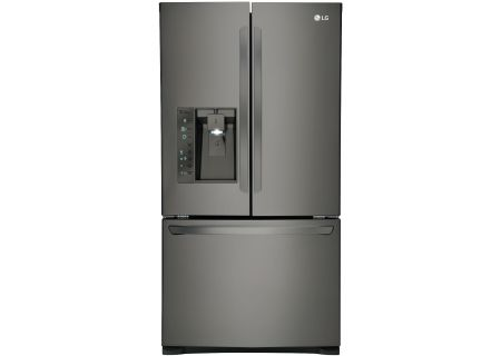 LG - LFXC24726D - French Door Refrigerators