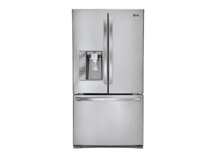 LG - LFXC24726S - French Door Refrigerators