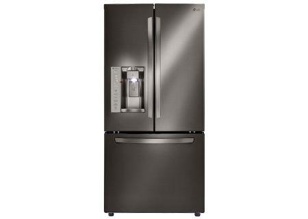 LG - LFXS24623D - French Door Refrigerators