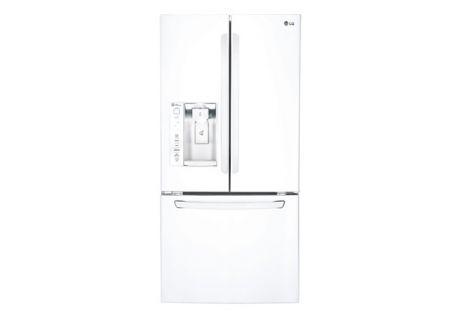 LG - LFXS24623W - French Door Refrigerators