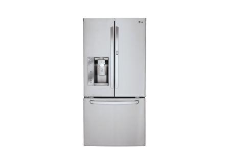 LG - LFXS24663S - French Door Refrigerators