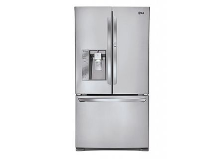 LG - LFXS29766S - French Door Refrigerators