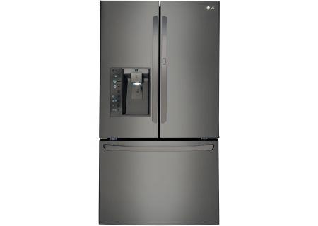 LG 29.6 Cu. Ft. Black Diamond French Door Refrigerator - LFXS30766D