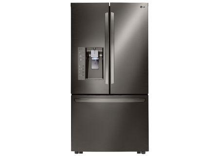 LG - LFXS32736D - French Door Refrigerators