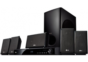 LG - LHB326 - Home Theater Systems