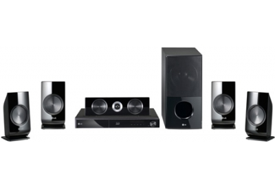 LG - LHB336 - Home Theater Systems