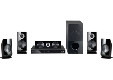 LG - LHB536 - Home Theater Systems