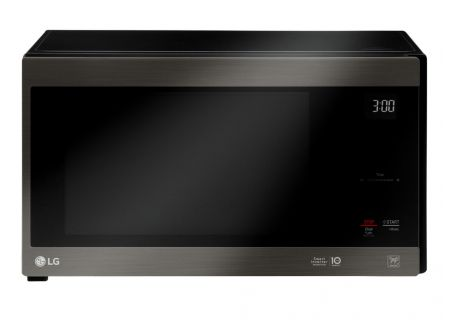 LG Black Stainless Steel 1.5 Cu. Ft. Countertop Microwave - LMC1575BD