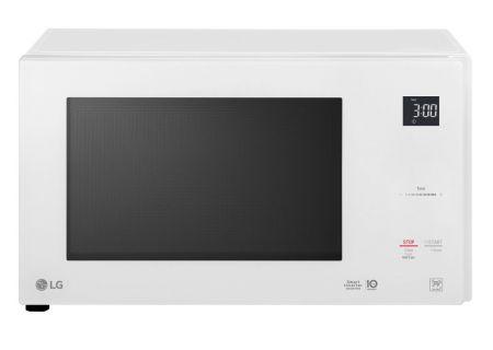 LG - LMC1575SW - Countertop Microwaves
