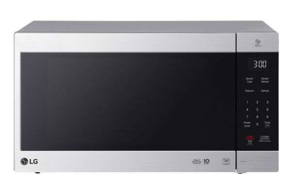 Large image of LG Stainless Steel 2.0 Cu. Ft. Countertop Microwave - LMC2075ST
