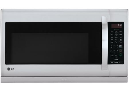 LG - LMH2235ST - Over The Range Microwaves