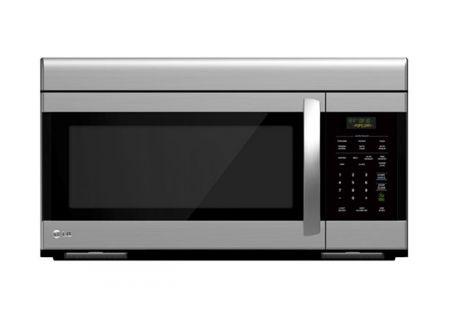 LG - LMV1683ST - Microwaves