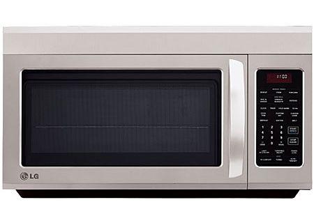 LG - LMV1813ST - Microwaves