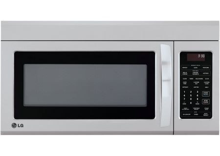 LG - LMV1831ST - Over The Range Microwaves