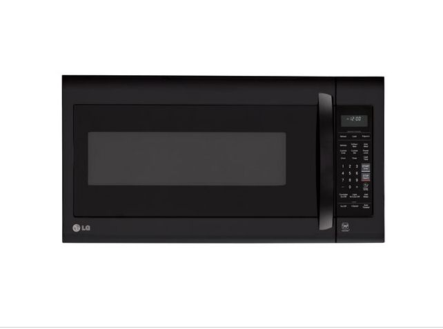 Lg Lmv2031sb Microwaves